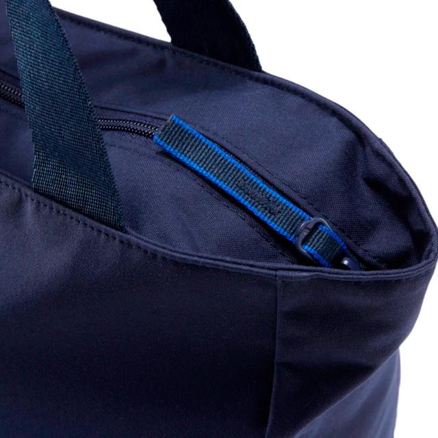 b1aa06dcb979 Женская сумка Reebok Classic Zippered Tote | синяя