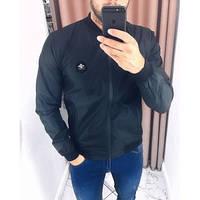 Мужская легкая куртка ветровка мод 7007 1 656ca6b1bf704