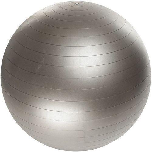 М'яч для фітнесу Фітбол Profit 65 см MS 1576, сріблястий