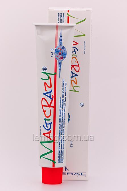 Kleral System Magicrazy Крем краска для волос R1 - Огненно-красный, 100 мл