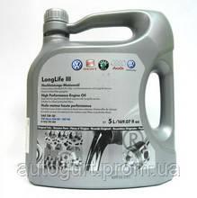 VW AUDI Longlife III 5W-30 5Lкодg052195m4