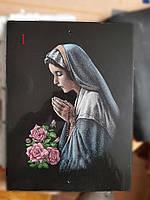 Ікона Божої Матері кольорова