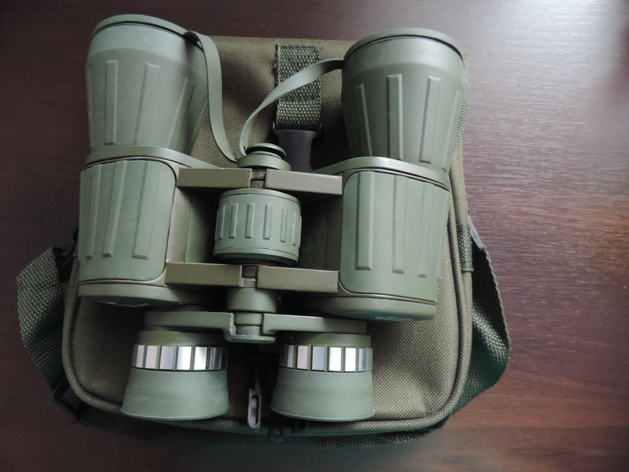 """Бинокль тактический """"Militari Marine"""" 10*50. Военно-полевой."""