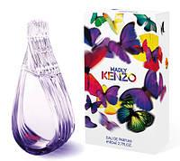 Kenzo Madly 80ml edp (Игривый парфюм создан акцентировать внимание на выразительном ярком женском образе)