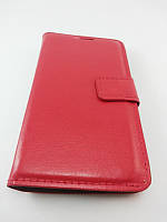 Чехол книжка Lenovo A516 A378 A378t красная