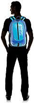 Спортивный рюкзак 19 л. Skechers Olympia 70802;41 синий с голубым, фото 3