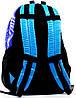 Спортивный рюкзак 19 л. Skechers Olympia 70802;41 синий с голубым, фото 4