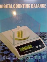 Весы аналитические ювелирные до 200гр/0.001гр