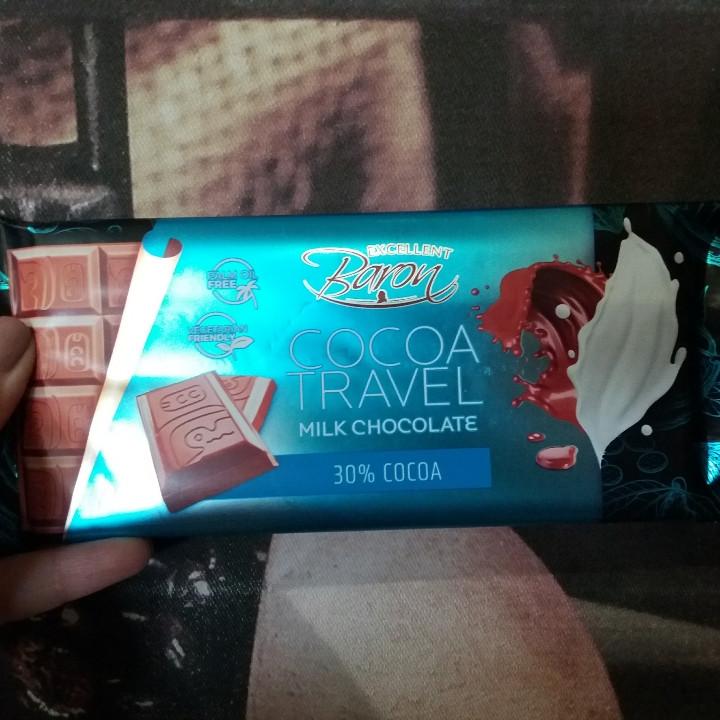Шоколад Baron