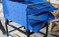 Вибросито ВС-415 1000х800 на 4 фракции для работ в производственных линиях непрерывного действия