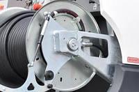"""Шланг для прочистки канализации высоким давлением, тип """"Коммерческий"""" со стальной оплеткой 80 м. ½ ''"""