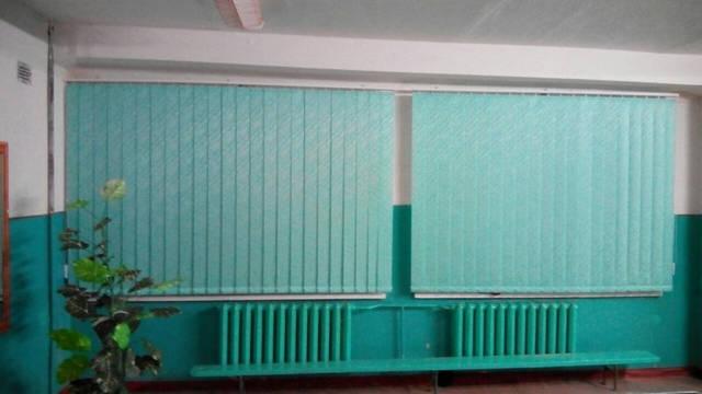 Жалюзи вертикальные -1