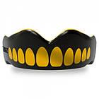 Капа боксерская SAFEJAWZ Goldie Черная, фото 2