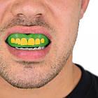 Капа боксерская SAFEJAWZ Ogre Зеленая, фото 3