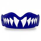 Капа боксерская детская SAFEJAWZ Shark Синяя, фото 2