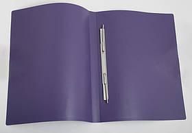 Папка-скоросшиватель А4 D1806-12 фиолетовая