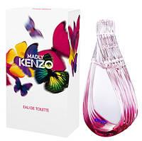 Madly Kenzo 80ml edt (Безумный, женственный аромат для современных жизнерадостных молодых женщин)