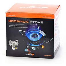 Газовий пальник Kovea Scorpion KB-0410, фото 3