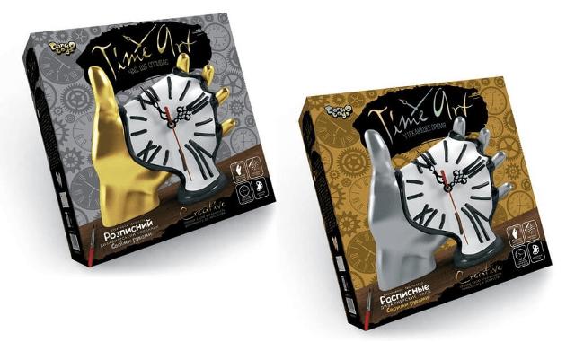 Набор Time ART Расписные часы Danko Toys
