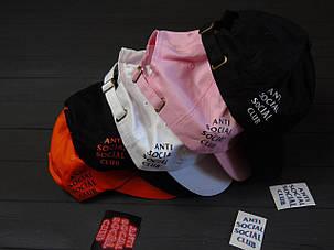 Кепка ASSC Pink, фото 2