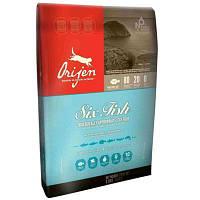 Orijen Cat 6 Fish 1.8 кг корм для кішок різного віку та порід.
