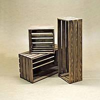 Короб для хранения Неаполь капучино В30хД15хШ70см