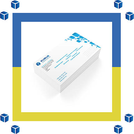 Печать на конвертах формата С4 1+1 (черно-белые двусторонние) Онлайн, фото 2
