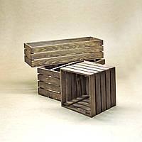 Короб для хранения Неаполь капучино В30хД20хШ20см
