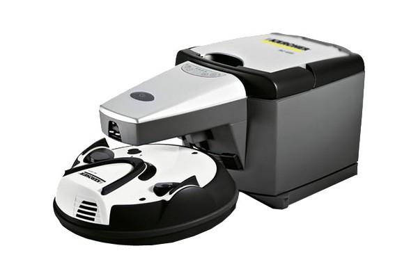 Пылесос-робот Karcher RC 4000