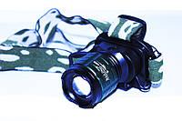 Налобный фонарик BL-6808
