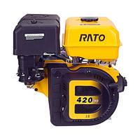Двигатель бензиновый RATO R420, 15 л.с