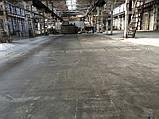 Ремонт промислових наливних бетонних підлог знепилювання зміцнення, фото 4