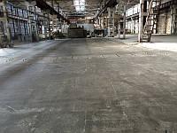 Обеспыливание бетонных полов