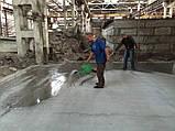 Ремонт промислових наливних бетонних підлог знепилювання зміцнення, фото 5