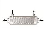 Pahlen Теплообмінник HI-FLO 40кВт спіральний, фото 2