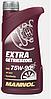 Трансмиссионное масло Mannol Extra 75W90 GL 5 Getriebeoel 1L