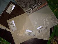 Рулонная штора ( тканевая ролета) с принтом 62/170