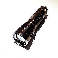 Фонарь ручной аккумуляторный AL-575, фото 1