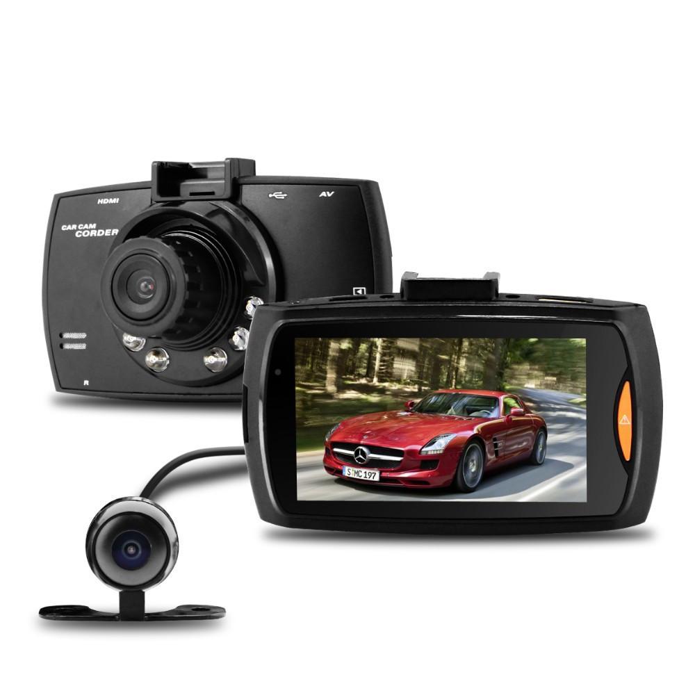 Видеорегистратор с двумя камерами G30B