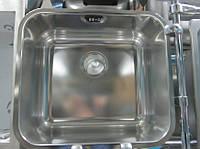Mойка из нержавеющей стали Nayes (Teka) 400x450x200 (1,2 мм)