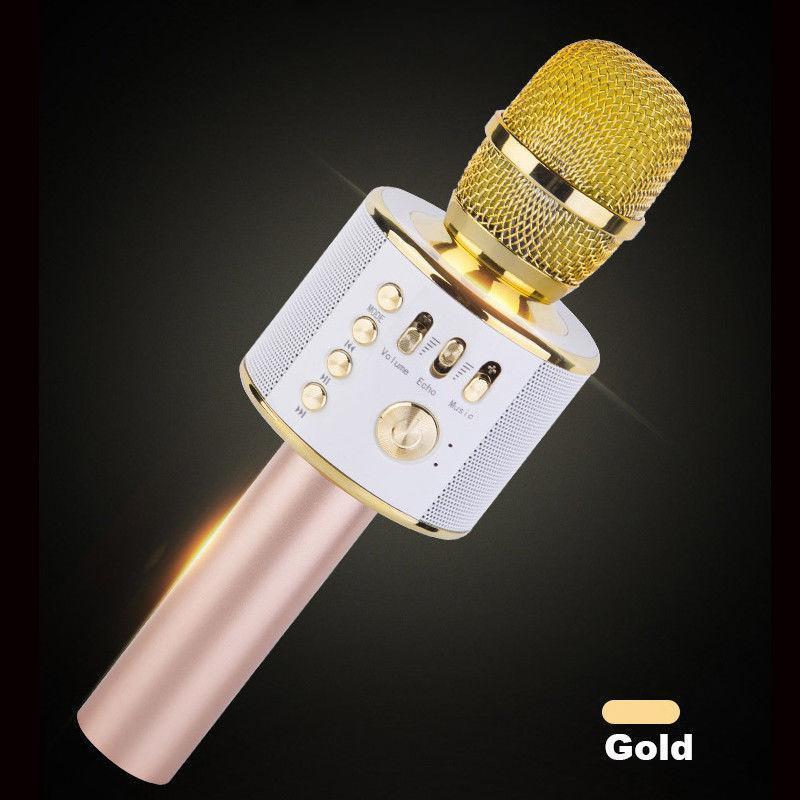 Беспроводной микрофон караоке Bluetooth Q37