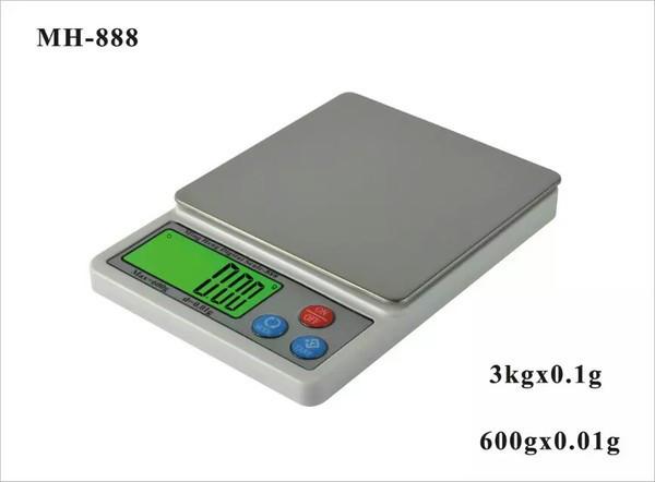 Весы ювелирные настольные МН888
