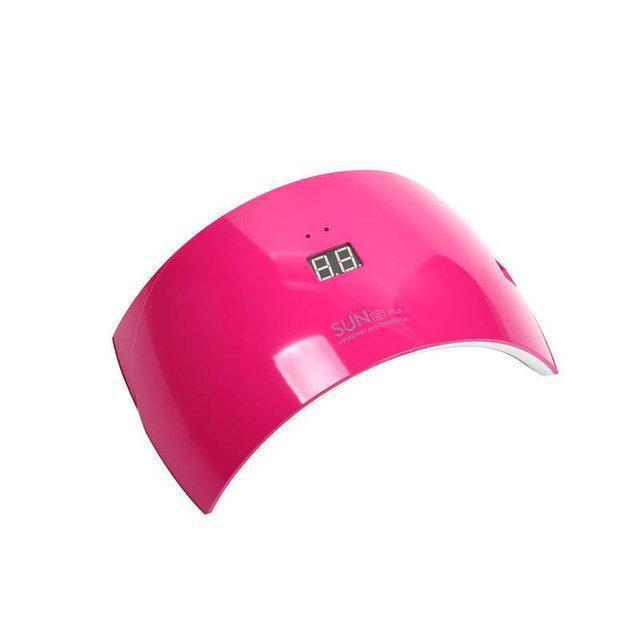 Профессиональная светодиодная лампа для сушки ногтей SUN(9S)PLUS , 36W