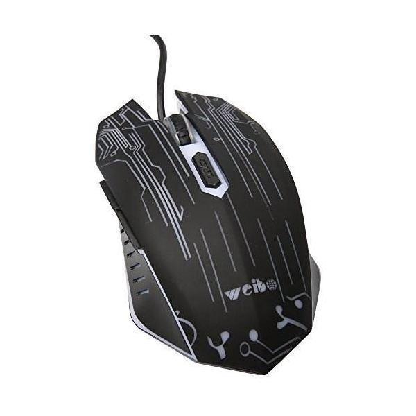 Игровая мышь weibo 1670 (gaming mouse)