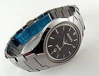 Мужские часы High-tech Jubile, цвет циферблата черный, графитовый цвет, сапфировое стекло
