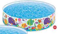 "Intex 56452 Детский каркасный бассейн ""Океан"" 183x38 см"