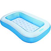 Надувной бассейн Intex 57403 детский 166х100х28см с надувным дном