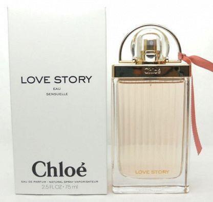 тестер Chloe Love Story 75мл Edp женский цена 380 грн купить в