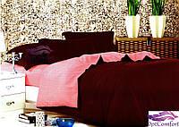 Двусторонний евро комплект постельного белья, фото 1