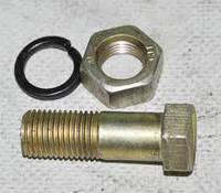Болт карданного вала M10x1x40 (+гайка+гровер)